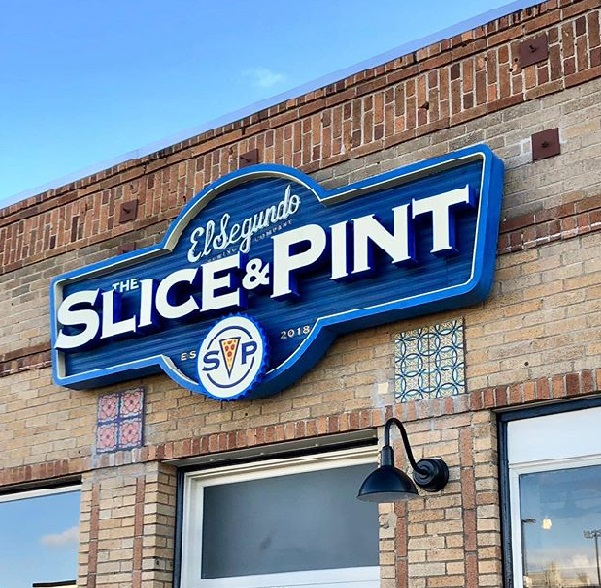 The Slice & Pint Now Open