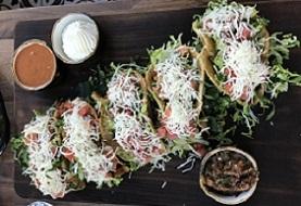 Calo Kitchen Tacos