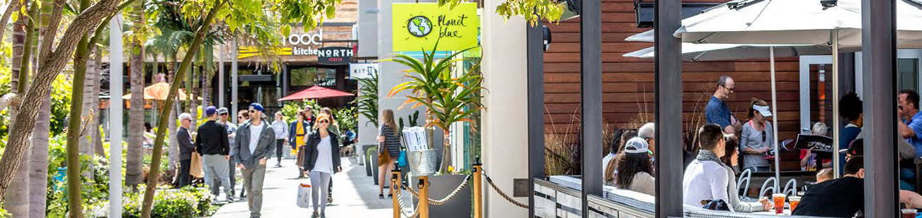 Shopping at The Point | El Segundo Hospitality and Tourism